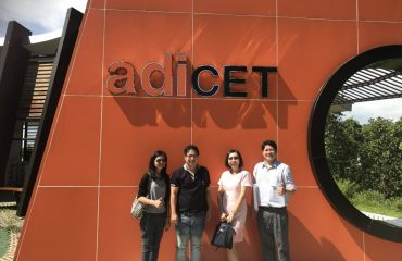 On June 5 2018, adiCET was giving warm welcomed to Prof. Alissara Reungsang and Lecturers team from Khonkaen University