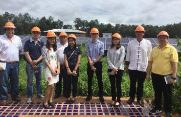 On 13 July 2018, adiCET team welcomed Energy Regulartory Commission (ERC)