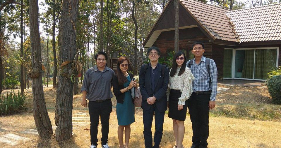 adiCET Welcome Prof. Ohgaki from Kyoto University